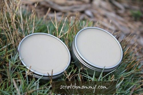 Homemade Deodorant (with a secret ingredient)!