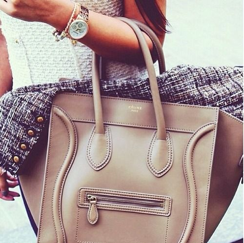 Oh celine bag, how I love thee.