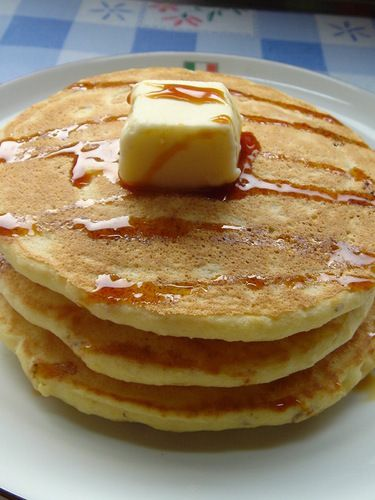 Quick, Easy, Delicious Okara Pancakes