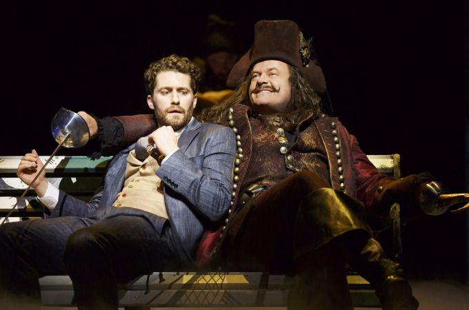 'Neverland' 'revokes' Tony voters' free tickets after snub
