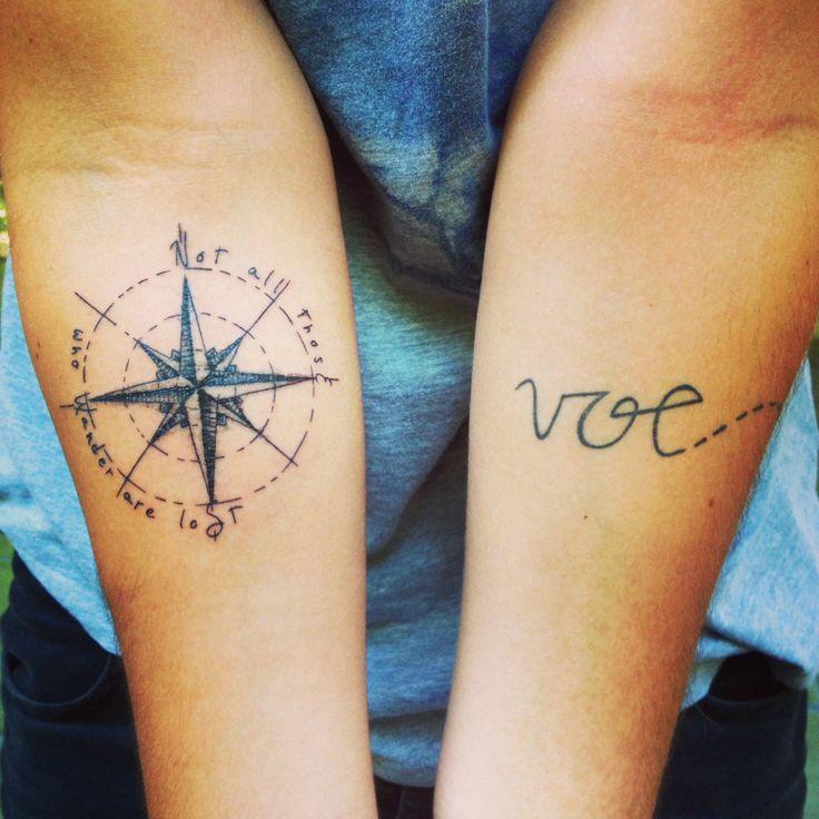 Best 25+ Tatuagem Bussola Ideas On Pinterest