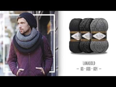 Katlı boyunluk ve şapka yapımı - Knit a folded Neck collar and hat - YouTube