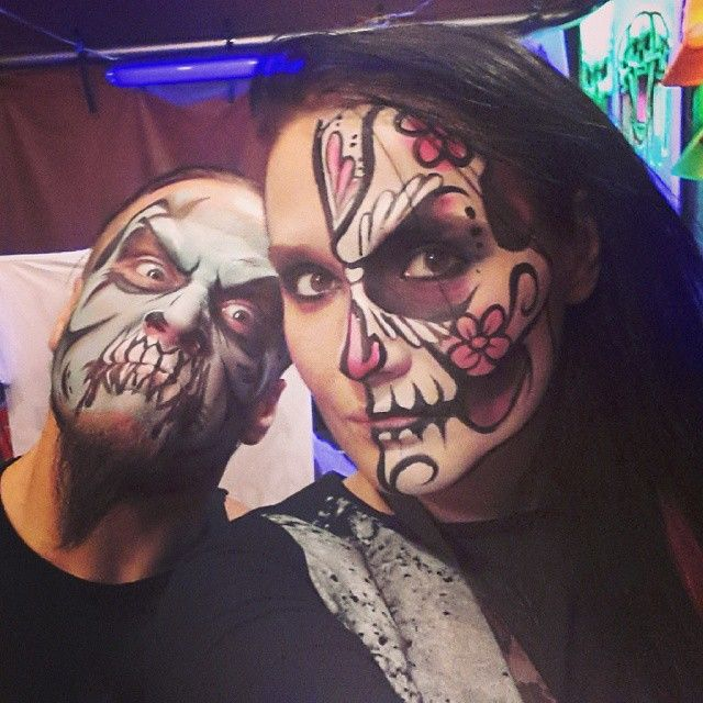 Happy Halloween From Sami Callihan And Jessicka Havok