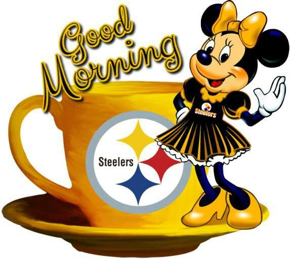 Good Morning Football : Best images about pittsburgh steelers on pinterest