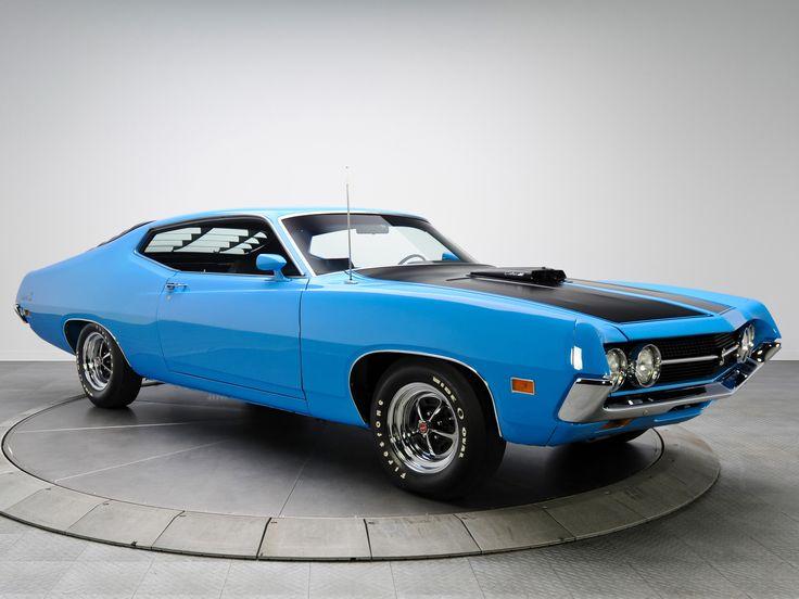 1971 ford torino cobra 429 cj 63h