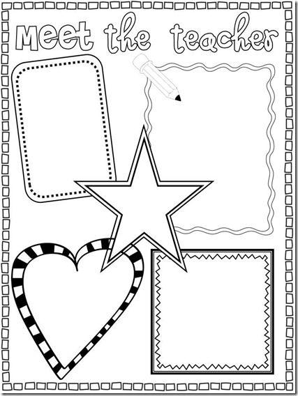 Best 25+ Teacher forms ideas on Pinterest Parent teacher - meeting minutes forms
