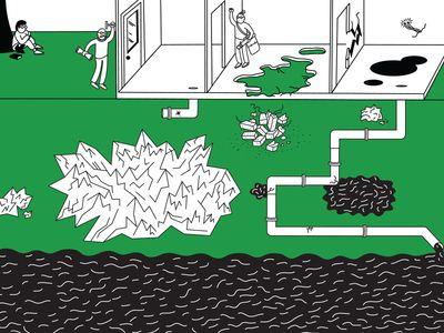 illustration for MT magazine