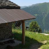 Estate..In malga. Località Dolò-Bagolino (BS)