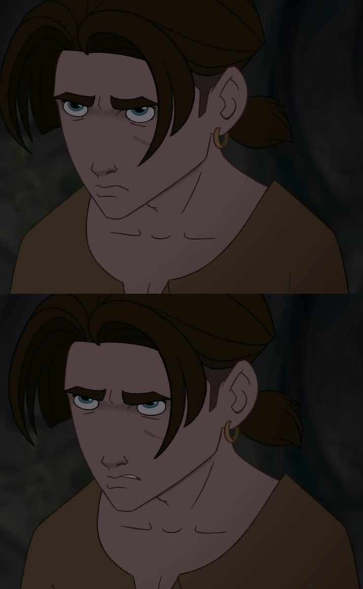 Jim Hawkins - Treasure Planet