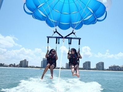 Marco Island Parasailing, Jet Ski & Watersports is the Island's largest resort hotel water sports operator.
