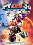 Spy Kids 3: Game Over (DVD, 2004, Includes both 2-D and 3-D Versions)