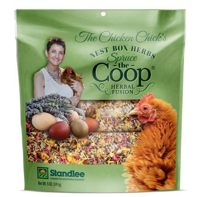 Standlee Spruce The Coop 5 Oz Assorted Material Chicken