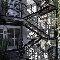 Arquitectura en Movimiento have designed the LVII residential building in Mexico City (3)