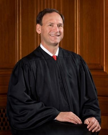 http://www.aim.org/on-target-blog/supreme-court-justice-samuel-alito-reminds-catholic-audience-of-warning-of-persecution-after-obergefell-decision/