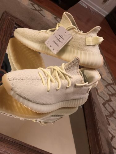 081aa33b9a0ec Details about Yeezy boost 350 v2 butter size 11 in 2019