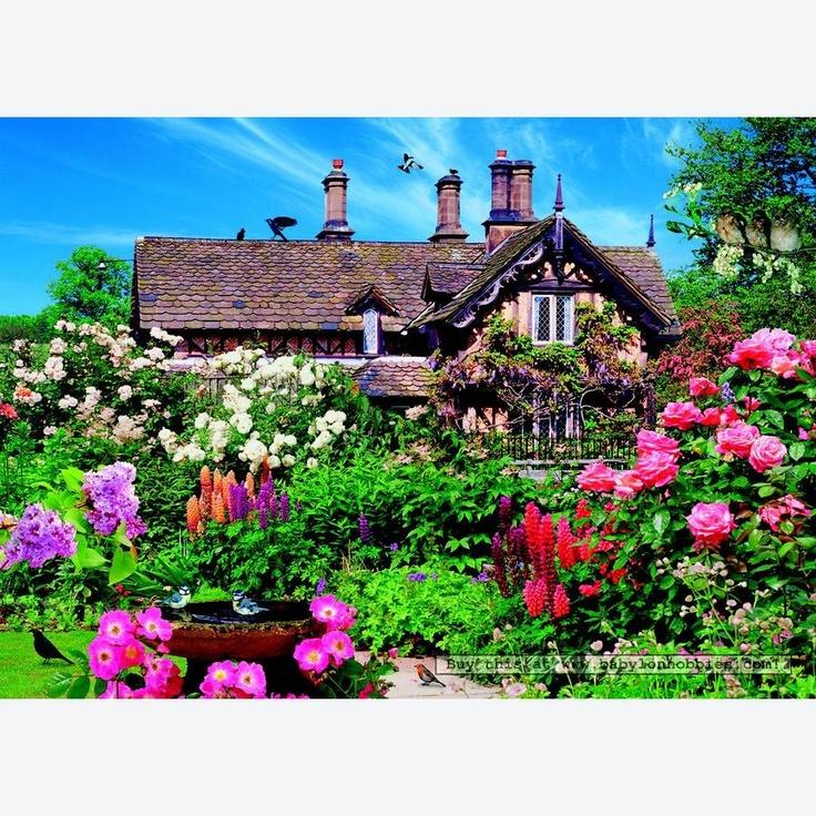 Beautiful English Flower Garden 121 best floral~english gardens images on pinterest | flowers