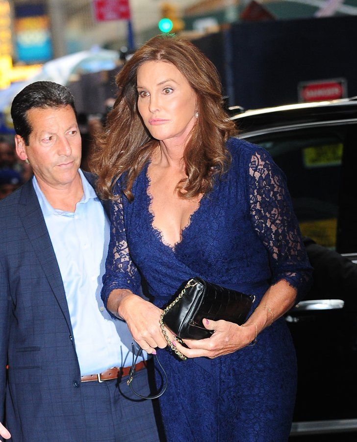 Pin for Later: The 1 Type of Dress Caitlyn Jenner Can't Stop Wearing