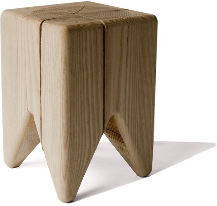 Stump Stool  Thinking Bolting 4 Of These Together With A Nice Finish Job  Might Be