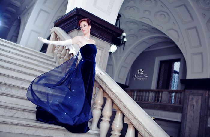 Anastasia Cosplay http://geekxgirls.com/article.php?ID=1939