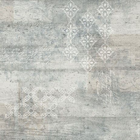 Tapeten är hämtad från kollektionen Hantverk. Mönstret är ett Grått mönster som liknar sten .