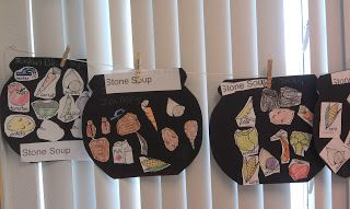 This would've been an awesome thing to do at Thanksgiving when we did our Stone Soup party.