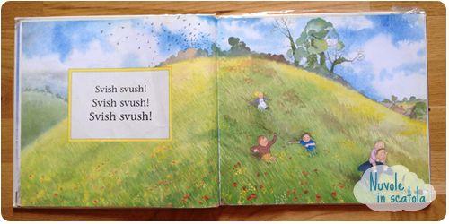 """Fantastico il libro """"A caccia dell'orso""""! E se lo trasformassimo in un percorso sensoriale?"""