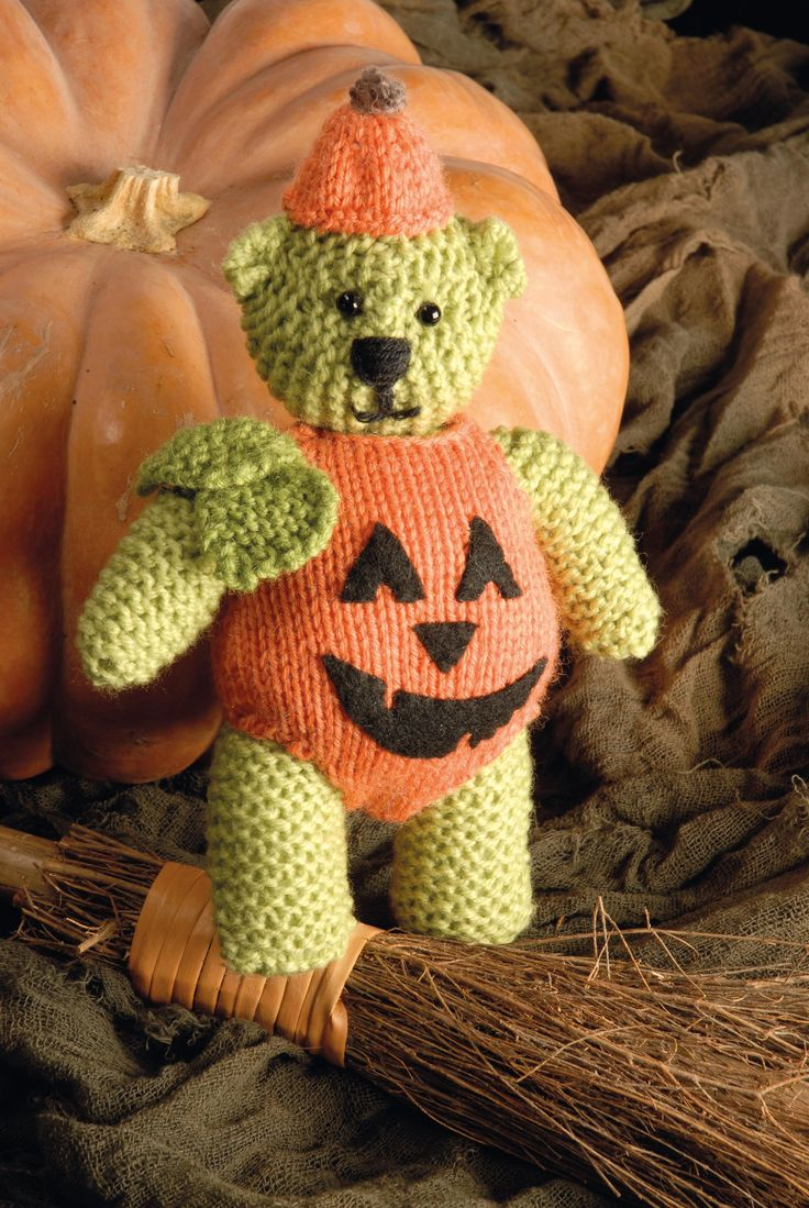 17 Best images about Knitted & crochet teddy bears on ...