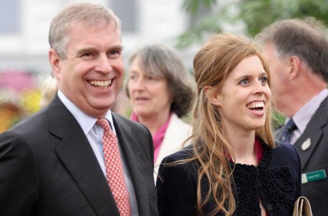 Las hijas del príncipe Andrés se sienten 'humilladas' por el escándalo sexual de su padre | loc | EL MUNDO