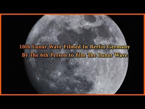 Странные волны на Луне: мираж, аномалия, голограмма?