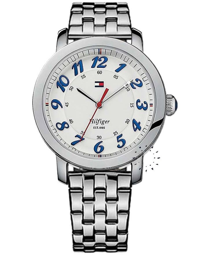 Tommy HILFIGER Classic Stainless Steel Bracelet Τιμή: 121€ http://www.oroloi.gr/product_info.php?products_id=31029