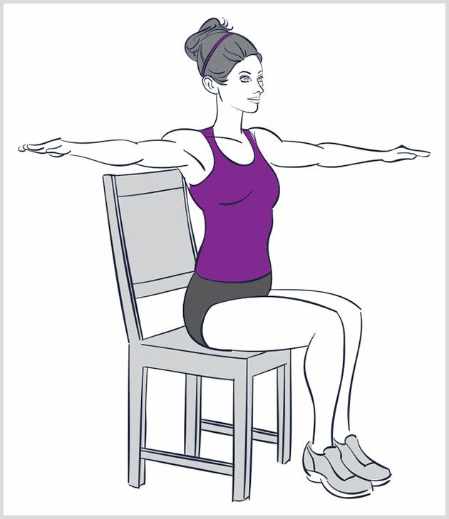 38 Reference Of Chair Exercises For Seniors Clipart In 2020 Chair Exercises Senior Fitness Seated Exercises