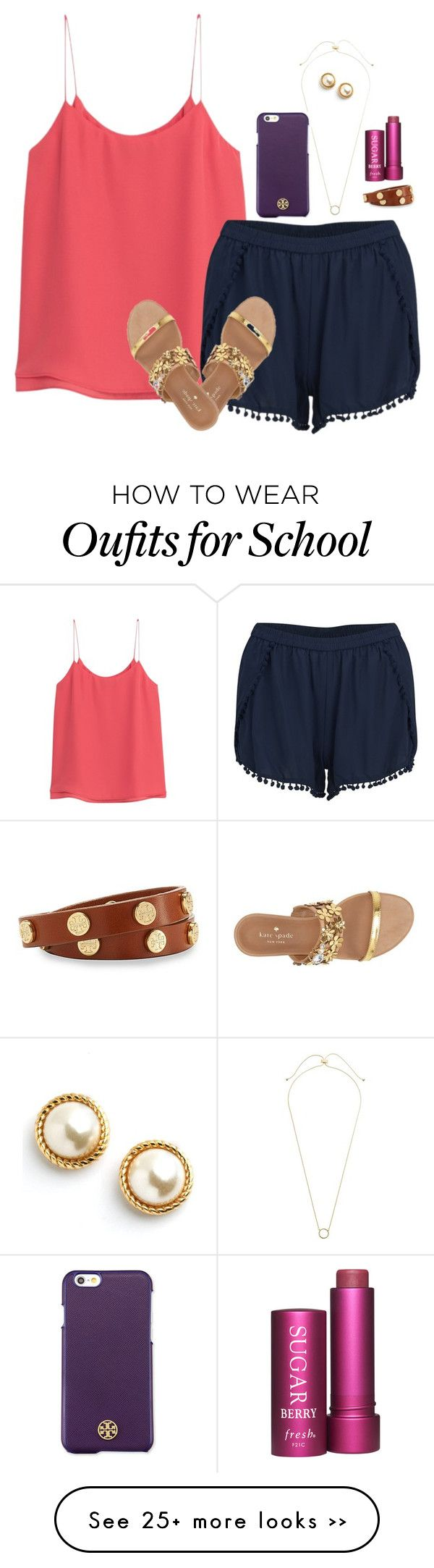 """Successful day of back to school shopping!"" by xofashionbabe on Polyvore"