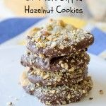 Chocolate chip cookies filled with toasted hazelnuts then dipped in melted chocolate and sprinkled with chopped hazelnuts. These delicious Hazelnut Cookies were created because of my love of Ferrero Rocher chocolates. I had a very large bag of toasted hazelnuts and lots of chocolate chips leftover in my pantry from my Christmas baking that I …