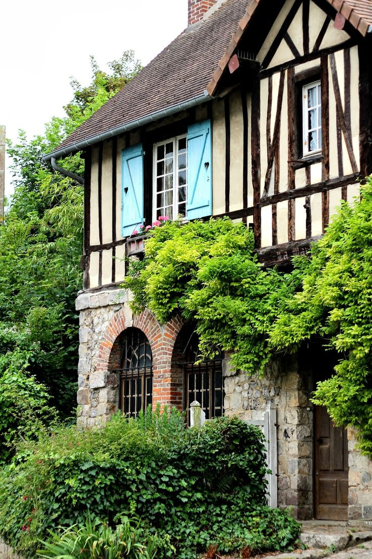 492 best tudor style architecture and details images on pinterest veules les roses normandie france brick and stonenormandy francetudor stylearchitectural styleshouse