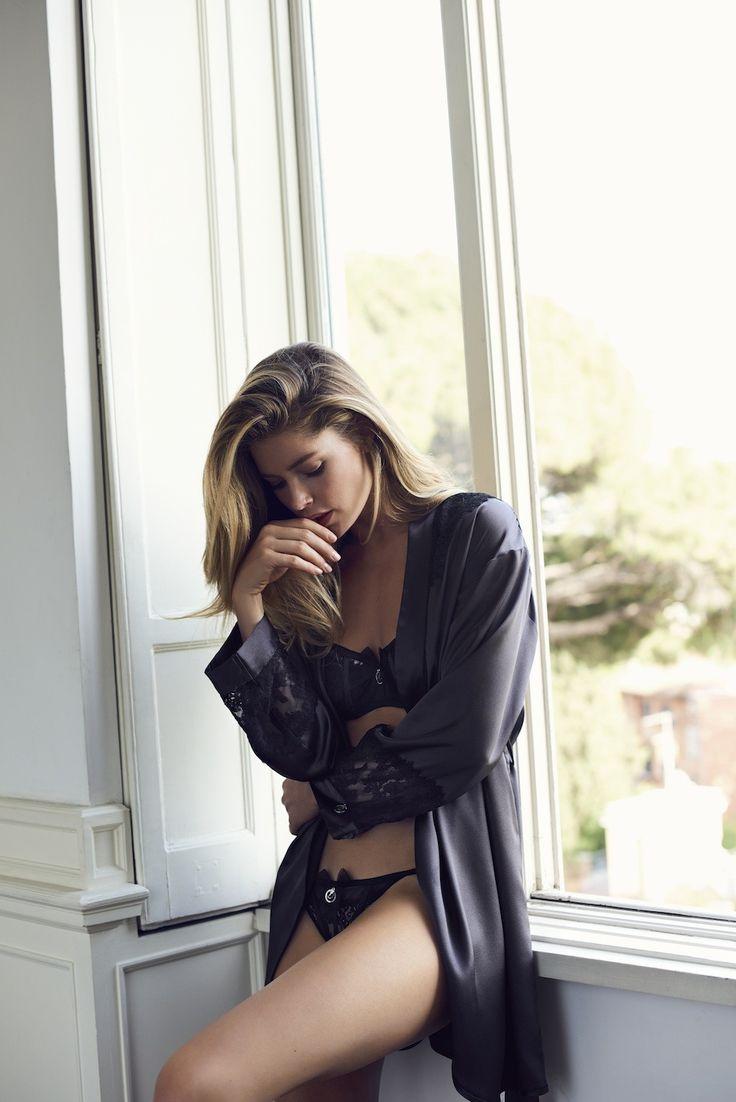 Bekijk de campagnebeelden van Doutzen Kroes' nieuwste lingeriecollectie
