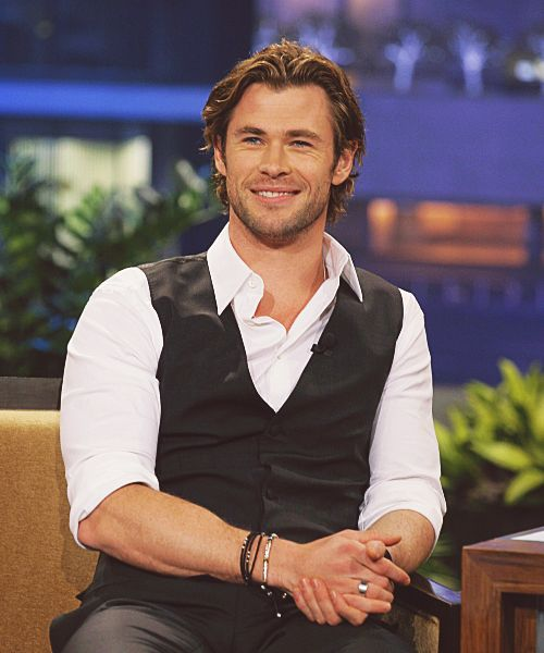 Chris Hemsworth interview