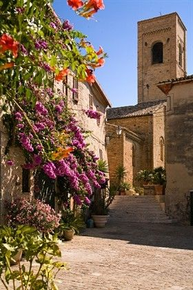 Torre di Palme, Le Marche region, Italy