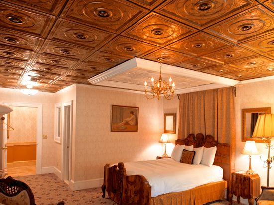 211 best faux tin ceiling panels images on pinterest ceiling downtown faux tin ceiling tile 24x24 221 ppazfo
