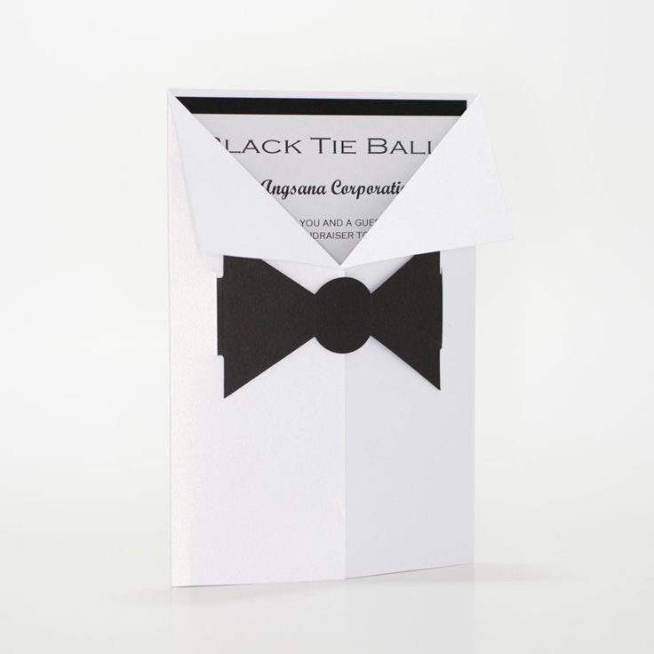 black tie wedding invitations Google Search