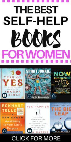 Meilleurs livres d'auto-assistance pour les femmes  – Radical Transformation Project