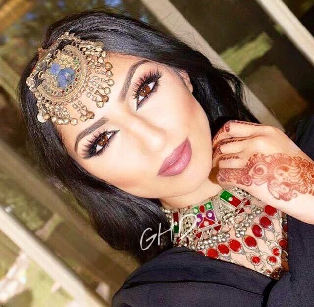 #Afghan #style #jewelry
