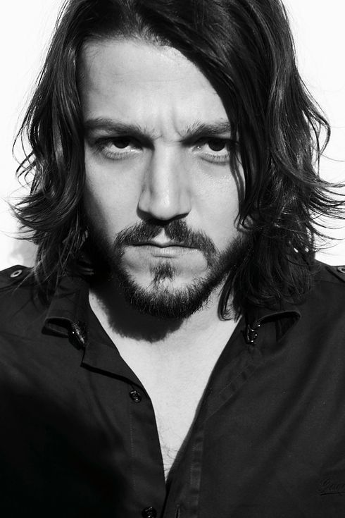 I can't even tell you how often I just sit around thinking about all the naughty things I want to do with Diego Luna