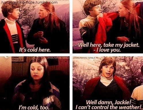 that 70s show :): That70Sshow, 70 S, That 70S Show, Damn Jackie, Ashton Kutcher, Funny Pictures, Quote, Funny Stuff, Humor