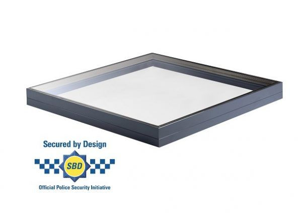 Secure By Design Fixed Rooflight Part Q Fixed Rooflight 10 Yr Warranty Roof Light Roof Lantern Design