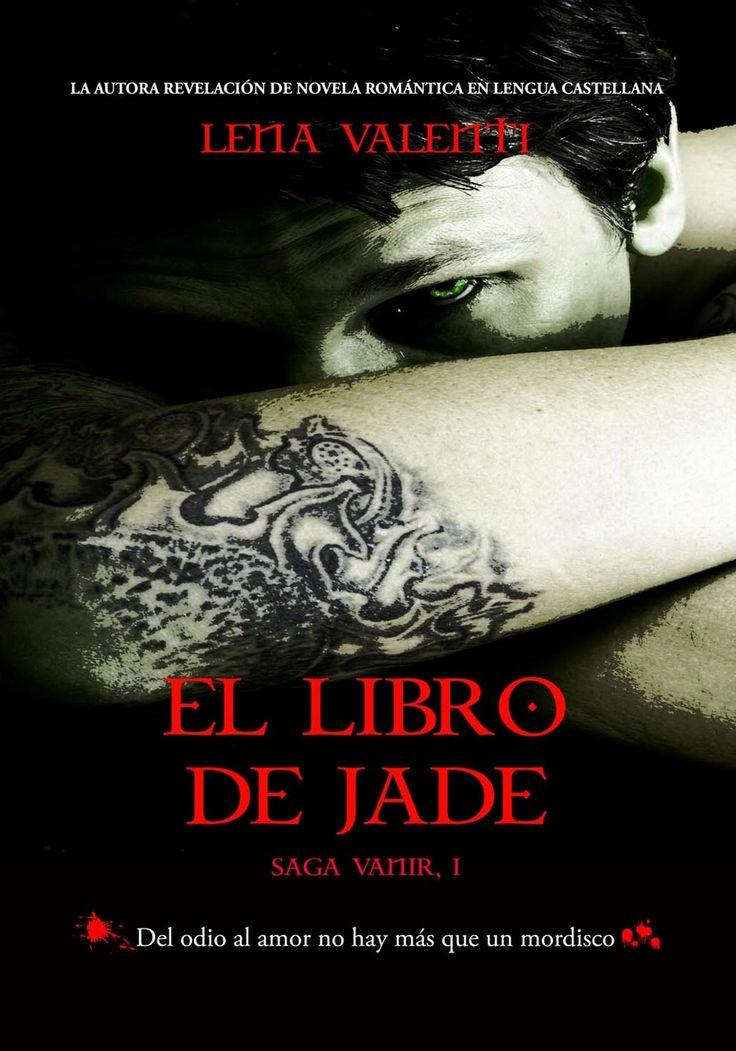 Título: El libro de jade  Autora:Lema Valenti  Serie: Saga Vanir