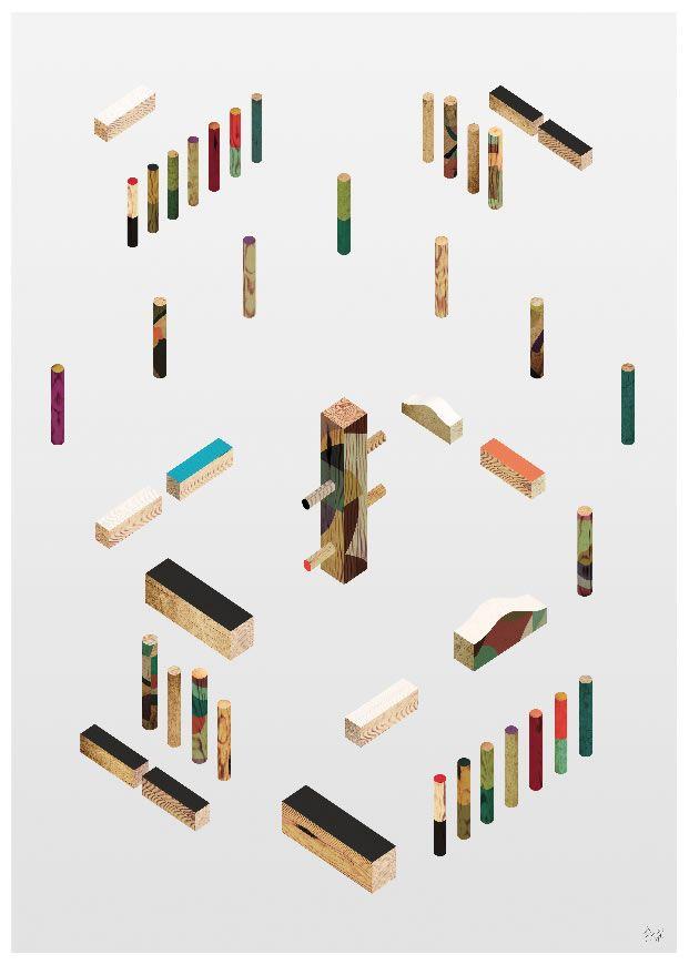 Retrospectiva del estudio danés Hvass&Hannibal en el IED Madrid. Días Nórdicos 2016