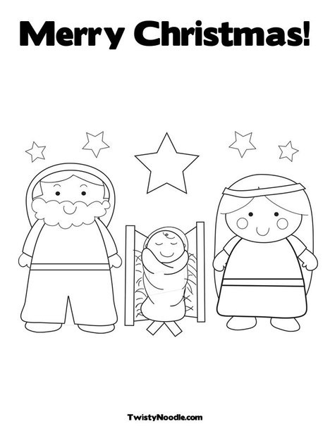 The 30 Best Nativity Coloring Pages Images On Pinterest
