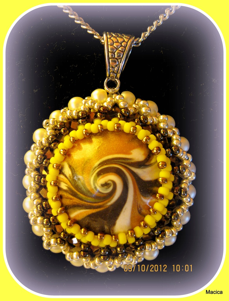 pendant of the yellow river