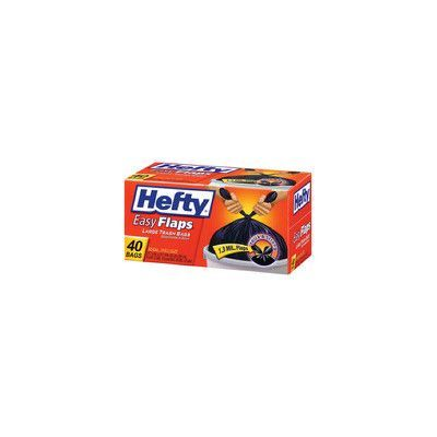Hefty 30 Gallon Trash Bag 40/box