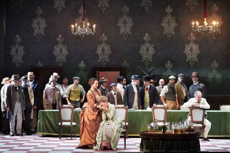 Die lustigen Weiber von Windsor im Theater Duisburg